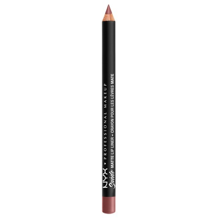 NYX PROFESSIONAL MAKEUP Suede Matte Lip Liner Whipped Caviar