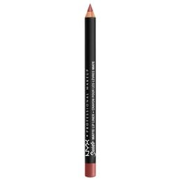 NYX PROFESSIONAL MAKEUP NYX PROF. MAKEUP Suede Matte Lip Liner - Cannes
