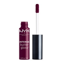 NYX PROF. MAKEUP Intense Butter Gloss- Black Cherr