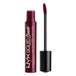 NYX PROF. MAKEUP Liq Suede Cream Lipst.- Vintage