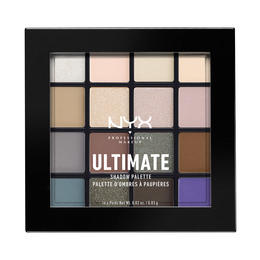 NYX PROF. MAKEUP Ultimate Palette- Cool Neutrals