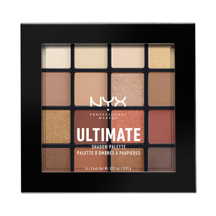 NYX PROFESSIONAL MAKEUP Ultimate  Palette Warm Neutrals