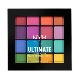 NYX PROFESSIONAL MAKEUP Ultimate Shdw Palette Brights