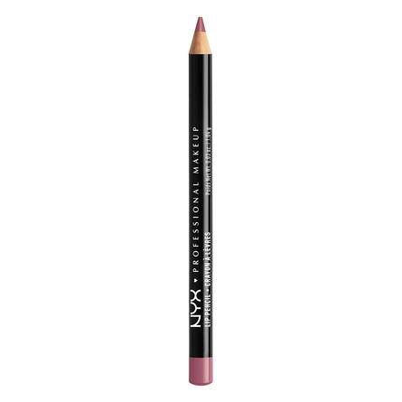 NYX PROFESSIONAL MAKEUP Slim Lip Pencil Deep Purple