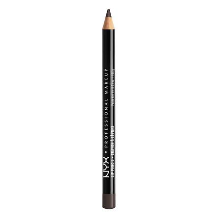 NYX PROFESSIONAL MAKEUP Slim Lip Pencil Black Berry