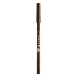NYX PROFESSIONAL MAKEUP Tres Jolie Gel Pencil Liner Brown