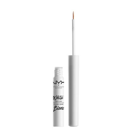 NYX PROFESSIONAL MAKEUP White Liquid Liner White