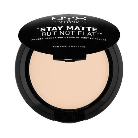 NYX PROFESSIONAL MAKEUP Stay Matte But Not Flat Powder Foundation Ivory