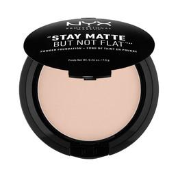 NYX PROFESSIONAL MAKEUP NYX PROF. MAKEUP Stay Matte But Not Flat Pow. Fnd- creamy natur