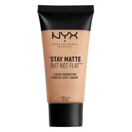NYX PROFESSIONAL MAKEUP NYX PROF. MAKEUP Stay Matte But Not Flat Liq Fnd- soft beige