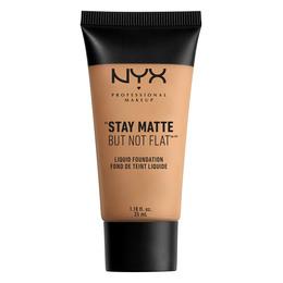 NYX PROF. MAKEUP Stay Matte But Not Flat Liq Fnd-