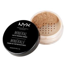 NYX PROF. MAKEUP Mineral Finishing Pow.- med/Dark