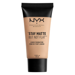 NYX PROFESSIONAL MAKEUP Stay Matte But Not Flat Liquid Foundation Warm
