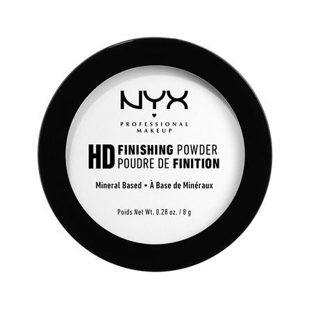 NYX PROFESSIONAL MAKEUP NYX PROF. MAKEUP High Def. Fin. Pow.- Translucent translucent
