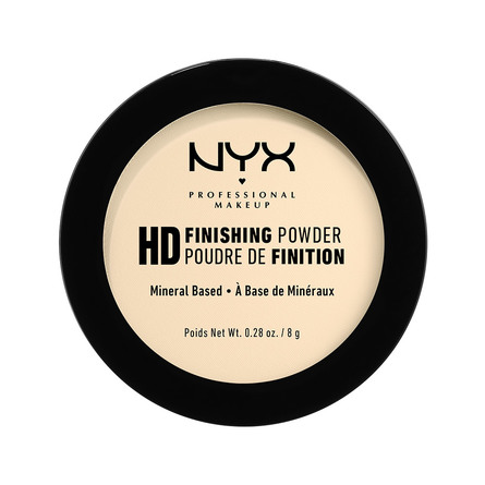 NYX PROF. MAKEUP High Def. Finishing Pow.- Banana