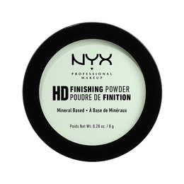 NYX PROF. MAKEUP High Def. Finishing Pow.- Mint Gr