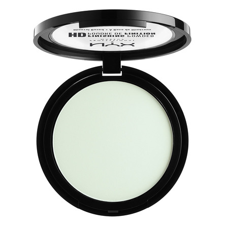 NYX PROFESSIONAL MAKEUP NYX PROF. MAKEUP High Def. Finishing Pow.- Mint Gr Mint Green
