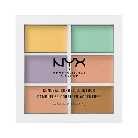 NYX PROFESSIONAL MAKEUP Palette Color Correcting Concealer