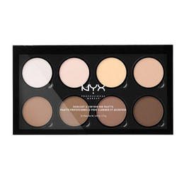 NYX PROF. MAKEUP Highlight & Contour Pro Palette