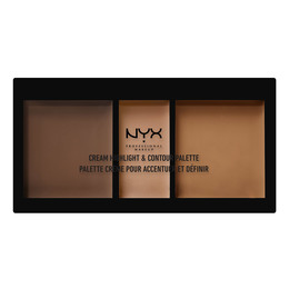 NYX PROF. MAKEUP Cream Highlight&Contour Palette-