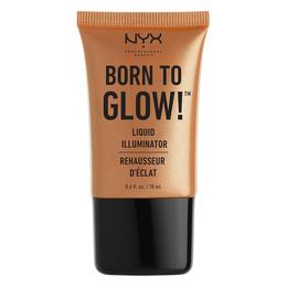 NYX PROFESSIONAL MAKEUP NYX PROF. MAKEUP Born To Glow Liquid Illuminator - BTGLL PURE GOLD