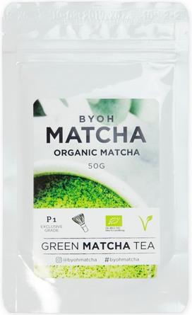 Byoh Organic Matcha P1 - Exclusive Grade 50g