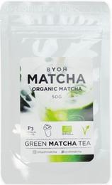 Byoh Organic Matcha P3 - Premium Grade 50g
