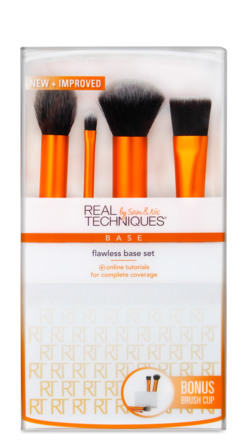 Real Techniques Flawless Base sæt