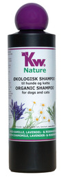 KW Kamille, Rosmarin shampoo hund og kat 200 ml