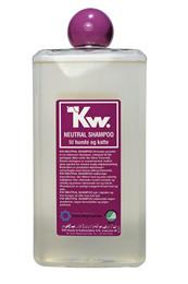 KW Neutral Shampoo hund og kat 500 ml