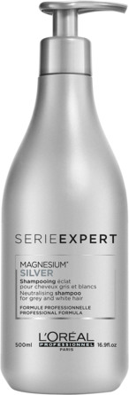 L'Oréal Professionnel Silver - Shampoo 500 Ml