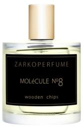 ZARKOPERFUME MOLéCULE N°8 Wooden Chips Eau de Parfum 100 ml