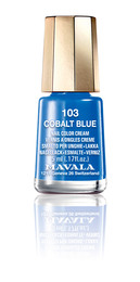 Mavala Mini Color Neglelak 103 Cobalt Blue