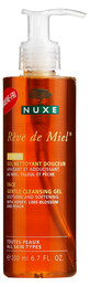 Nuxe Rêve de Miel Gentle Cleansing Gel Face 200 ml