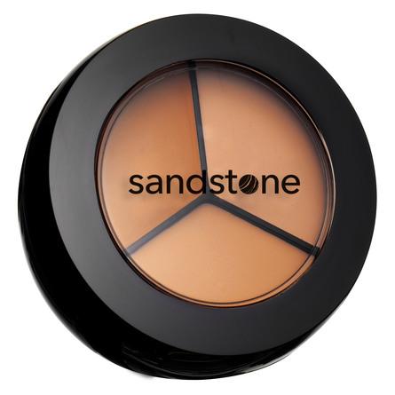 Sandstone Concealer Trio Instant Neutrals