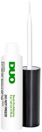MAC Duo Brush On Striplash Adhesive White/Clear