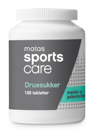 Matas Sports Care Druesukker 100 tabl.
