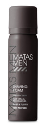 Matas Striber Men Shaving Foam Sensitiv 60 ml