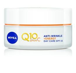Nivea Q10 Plus Anti-Wrinkle + Energy Day Cream 50