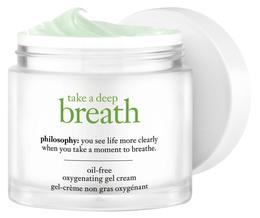 Philosophy Take A Deep Breath Day Moisturizer Gel 60 Ml