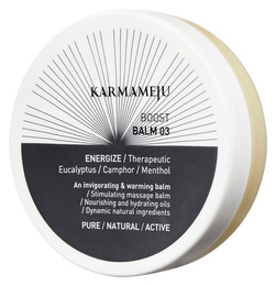 KARMAMEJU BOOST balm 03, 90 ml