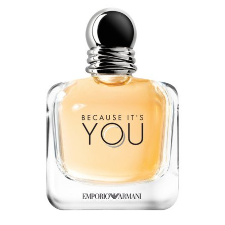 Giorgio Armani Emporio Because It's You Eau de Parfum 100 ml