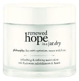 Philosophy Hope Renewed Hope Day Moist Dry Skin, 60 Ml