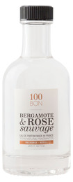 100BON Bergamote/Rose Sauvage Edp 200ml Refill