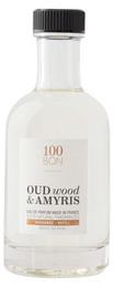 100BON Oud Wood & Amyris Eau De Parfum 200 Ml