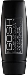 Gosh Copenhagen GOSH X-ceptional Wear Make-up 19 Chestnut