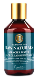 Raw Naturals Raw Glacier Water Face Cleansing Fluid 250 ml.