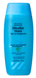 Matas Micellar Water Rejsestørrelse 75 ml
