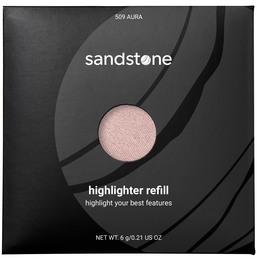 Sandstone Highlighter refill 509 Silvery 509 aura