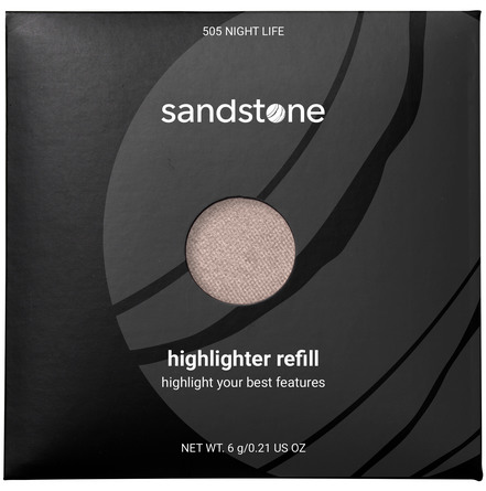Sandstone Highlighter refill 505 Jewels